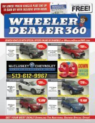 Wheeler Dealer 360 Issue 23, 2019