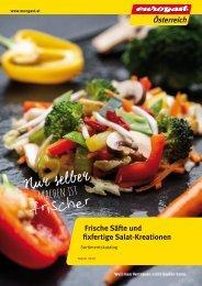 Säfte Salate-Convenience Katalog