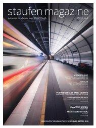 staufen magazine 2019 | No.2
