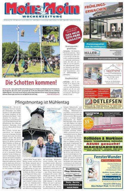 MoinMoin Schleswig 23 2019