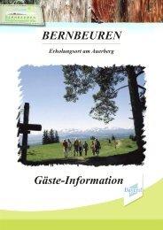 Gäste-Info 2016