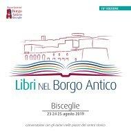 Brochure presentazione LBA 2019