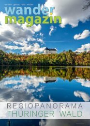 Thüringer Wald – Wandermagazin 203