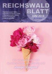 Reichswaldblatt Juni 2019