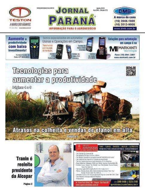 Jornal Paraná Junho 2019