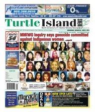 Turtle Island News - 06/05/2019