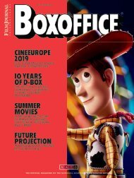 Boxoffice - June 2019
