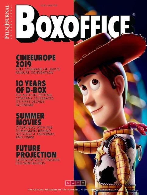 Boxoffice - June 2019