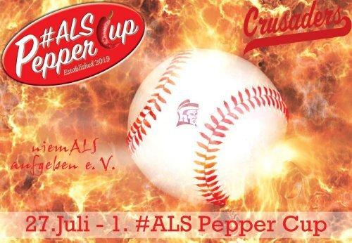 1. ALS Pepper Cup am 27.07.19