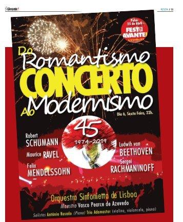 Avante! N.º 2368 Concerto na Festa