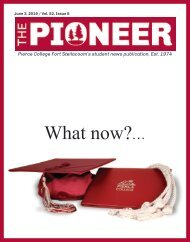 The Pioneer, Student News Magazine