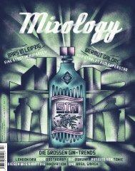 Mixology Issue #91 - Die großen Gin Trends