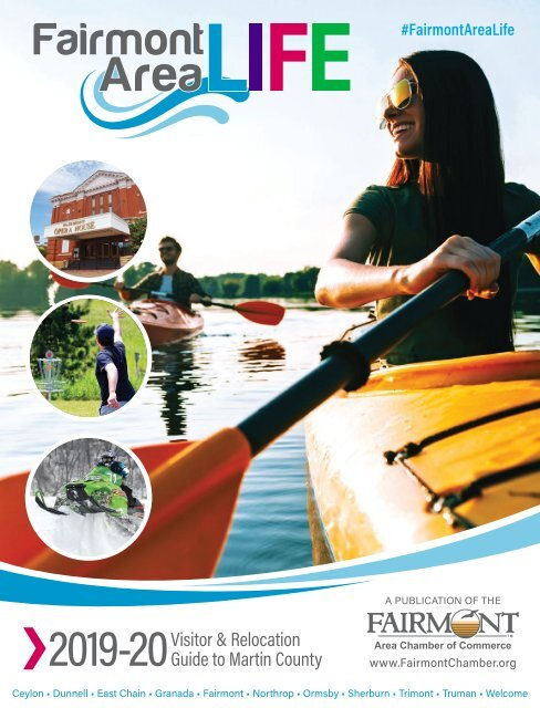 2019-20 Visitor & Relocation Guide to Martin County
