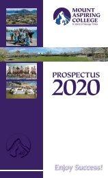 MAC Prospectus 2020