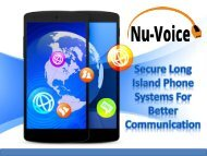 Secure Long Island Phone Systems For Better Communication