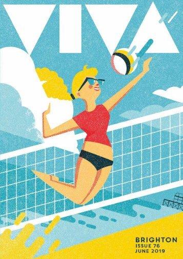 Viva Brighton Issue #76 June 2019