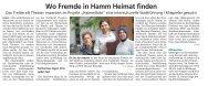 Wo Fremde in Hamm Heimat finden