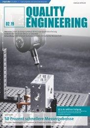 Quality Engineering 02.2019