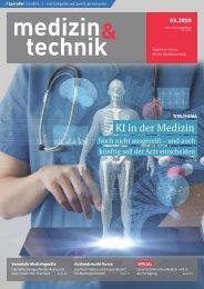 medizin&technik 03.2019