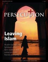 June 2019 Persecution Magazine