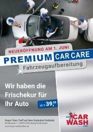 Flyer-Neueröffnung-CarCare-Hoyer