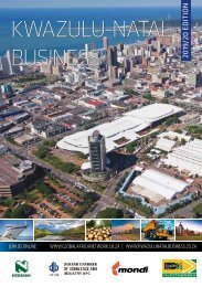 KwaZulu-Natal Business 2019-20 edition