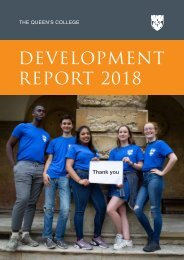 Development Report 2018