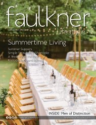 Faulkner Lifestyle Magazine~June/July 2019 issue