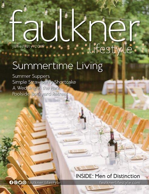 Faulkner Lifestyle Magazine~June/July 2019 issue