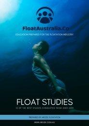 FLOAT STUDIES FINAL COPY 2019