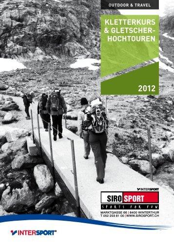 KletterKurs & Gletscher- hochtouren