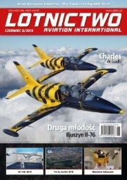 Lotnictwo Aviation International 6/2019 short