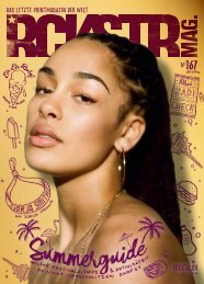 RCKSTR Mag. #167
