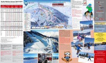 Ski- und Freizeit - Arena Bergeralm
