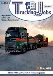 Trucking Jobs 0519
