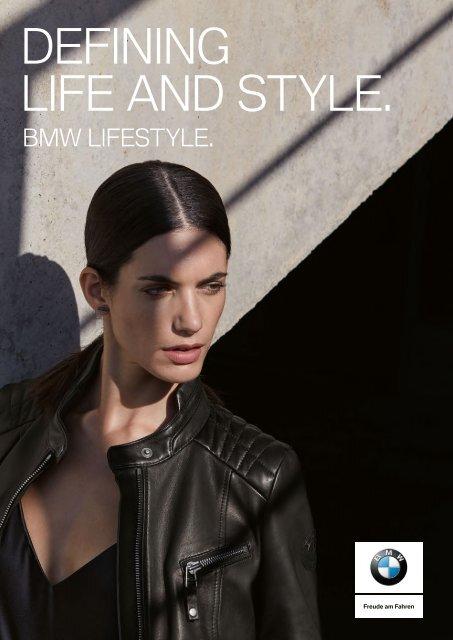 BMW Lifestyle Catalogue
