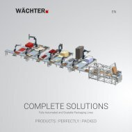 Complete Solution for Multipiece Components