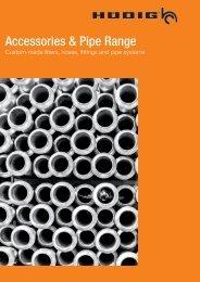 Accessories & Pipe Range (EN) | Hüdig GmbH & Co KG