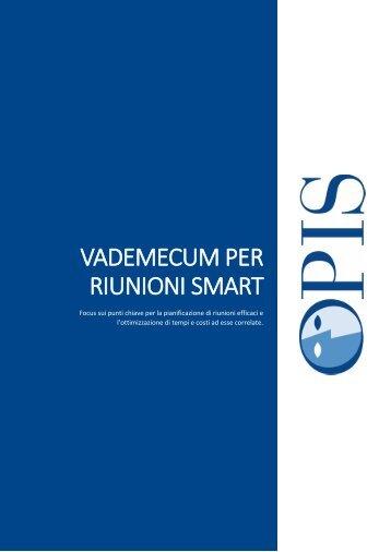 201905_Vademecum Riunioni Smart