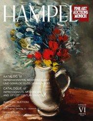 Impressionisten, Moderne & Gemälde 19./20. Jahrhundert