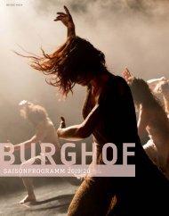 Burghof Saisonprogramm 2019/20