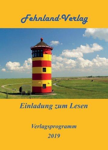 Verlags-Verzeichnis 2019