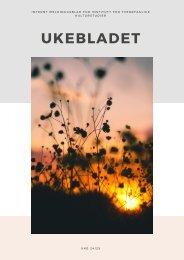 Ukebladet 24
