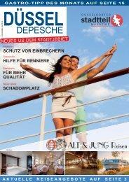 Düssel Depesche 06/2019