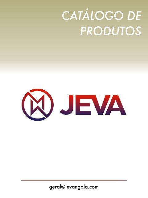Catalogo De Produtos Jeva
