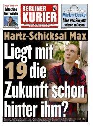 Berliner Kurier 07.06.2019