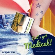 VIP Präsent - MEDICAL Promotion Katalog 2019