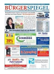 Bürgerspiegel | Juni 2019