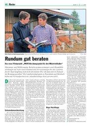 Rundum gut beraten - Kuratorium Bayerischer Maschinen
