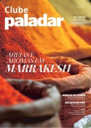 Revista Clube Paladar